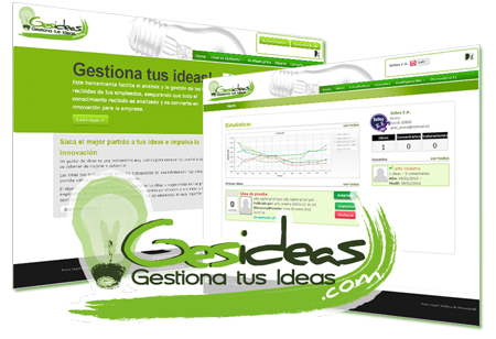 gesideas gestion de ideas